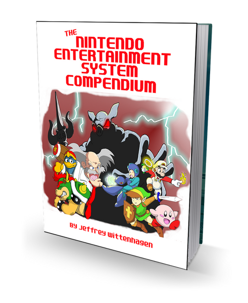 Nintendo Entertainment System Compendium - 250 Page Hardcover