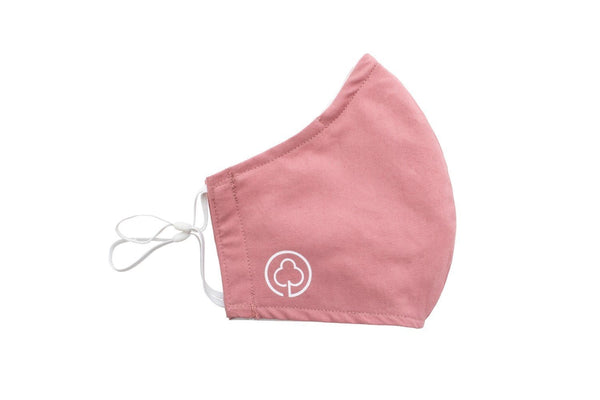 Reusable Cotton Face Mask in Pink