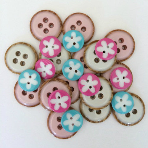Buttons & Brooches
