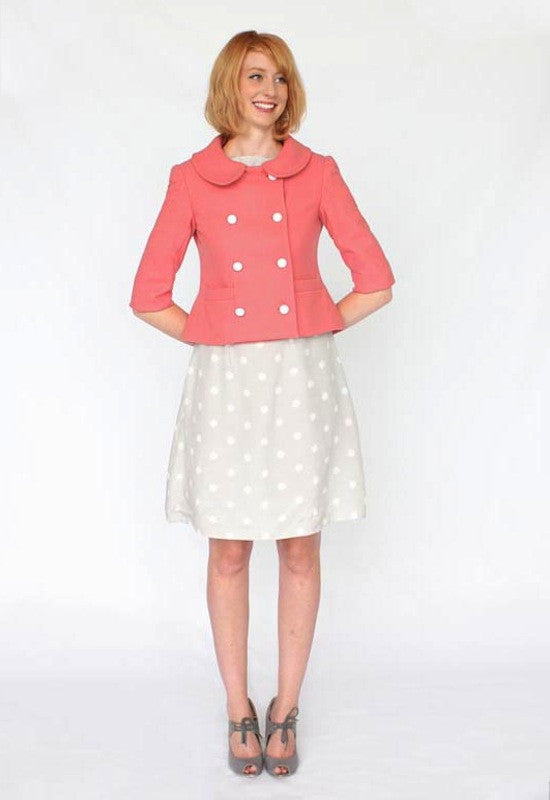 Anise Jacket Sewing Pattern