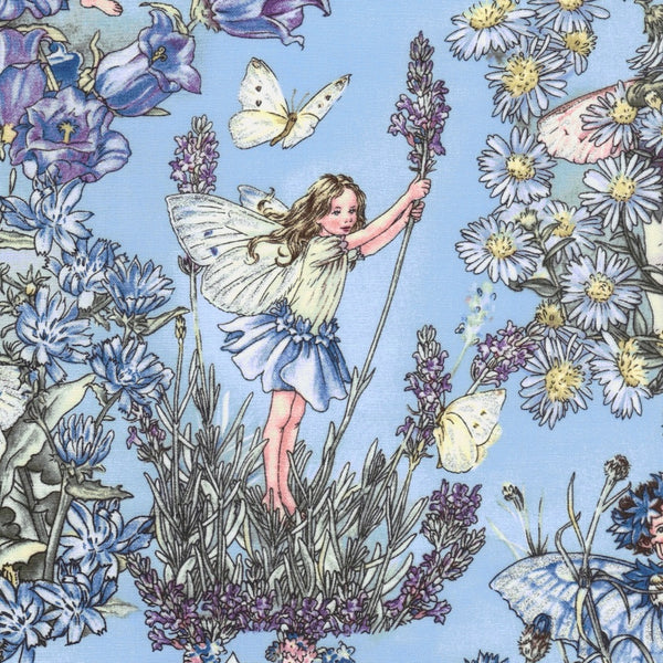 Flower Fairies Periwinkle