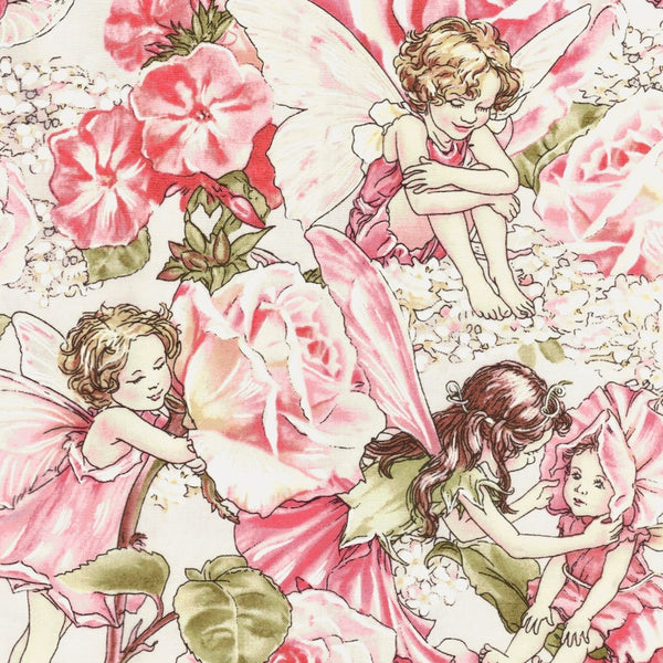 Flower Fairies in Roses