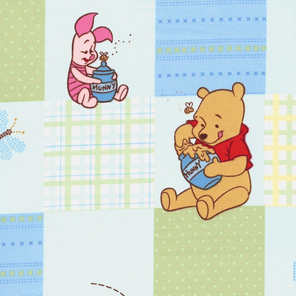 Pooh & Friends Large Patchwork