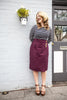 Betsy Pencil Skirt Sewing Pattern