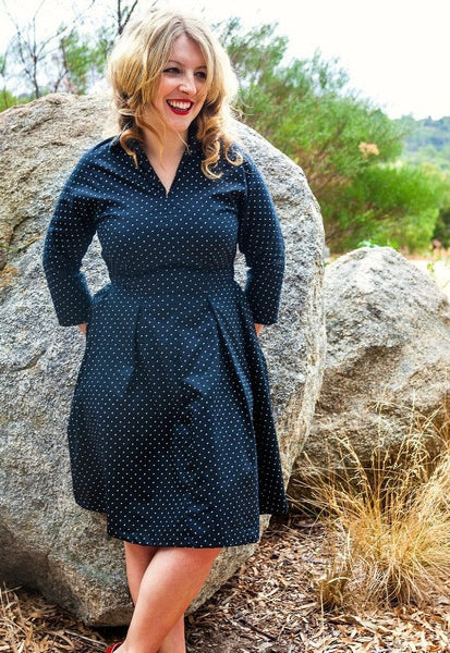 Winifred Dress Sewing Pattern