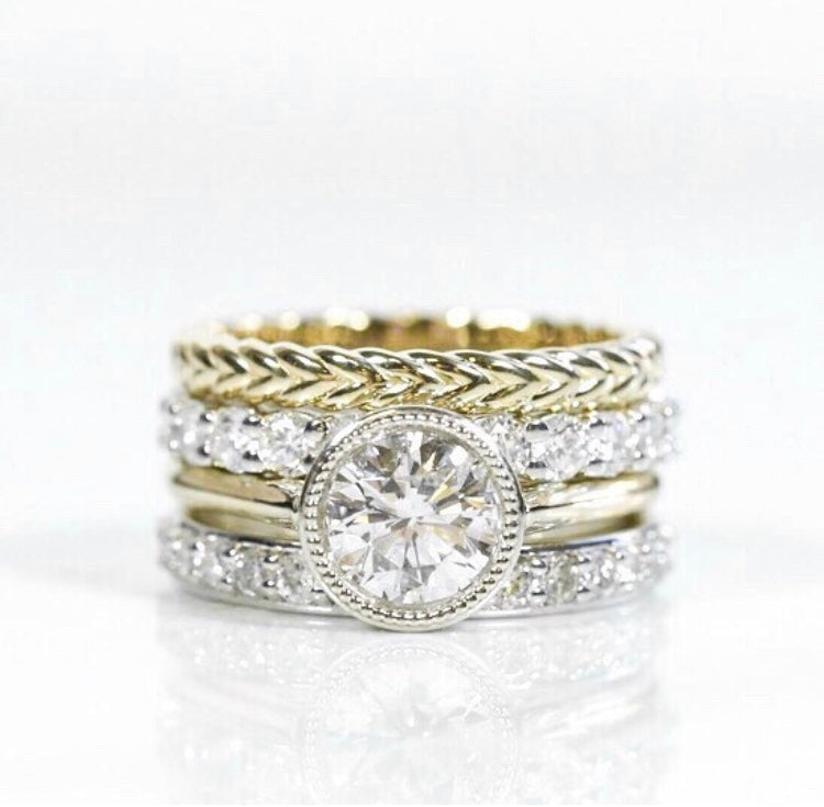 Heirloom Jewelry Redesign | Philadelphia Jeweler Specializes in Heirloom Jewelry Redesign