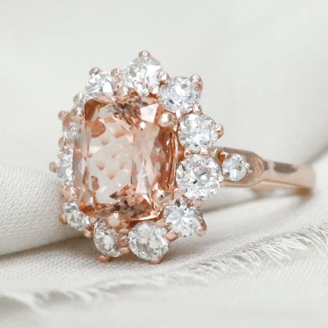 Purchasing a Custom Engagement Ring Doesn't Have to Completely Break The Bank! | Philadelphia Jeweler Designs Affordable Custom Engagement Rings