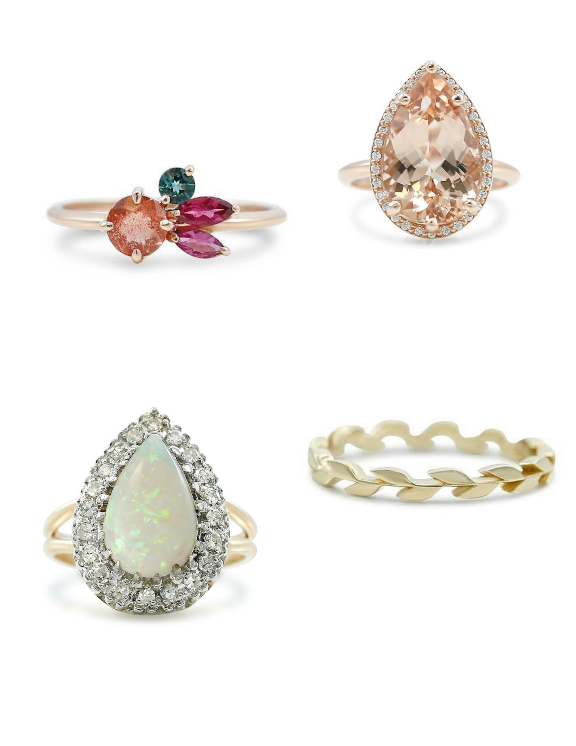 Which L. Priori Jewelry Ring is for you? | Philadelphia Jeweler Has Rings For Sale in Studio and Online