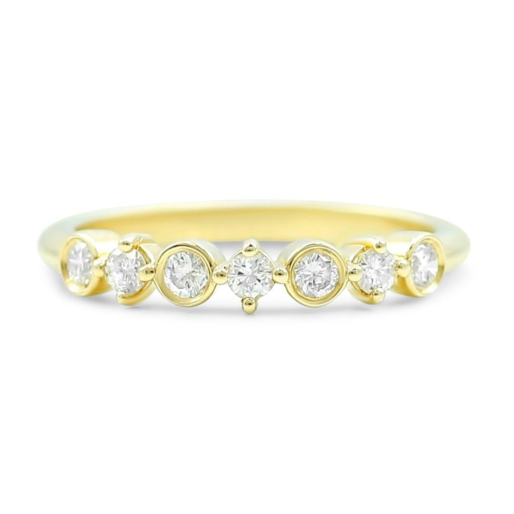 Unique Wedding Band Styles | Philadelphia Jeweler Has Collection of Wedding Bands Available in Studio and Online