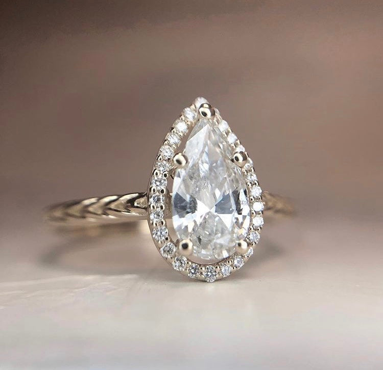 Engagement Ring Styles | Philadelphia Jeweler Designs Custom Diamond Engagement Rings