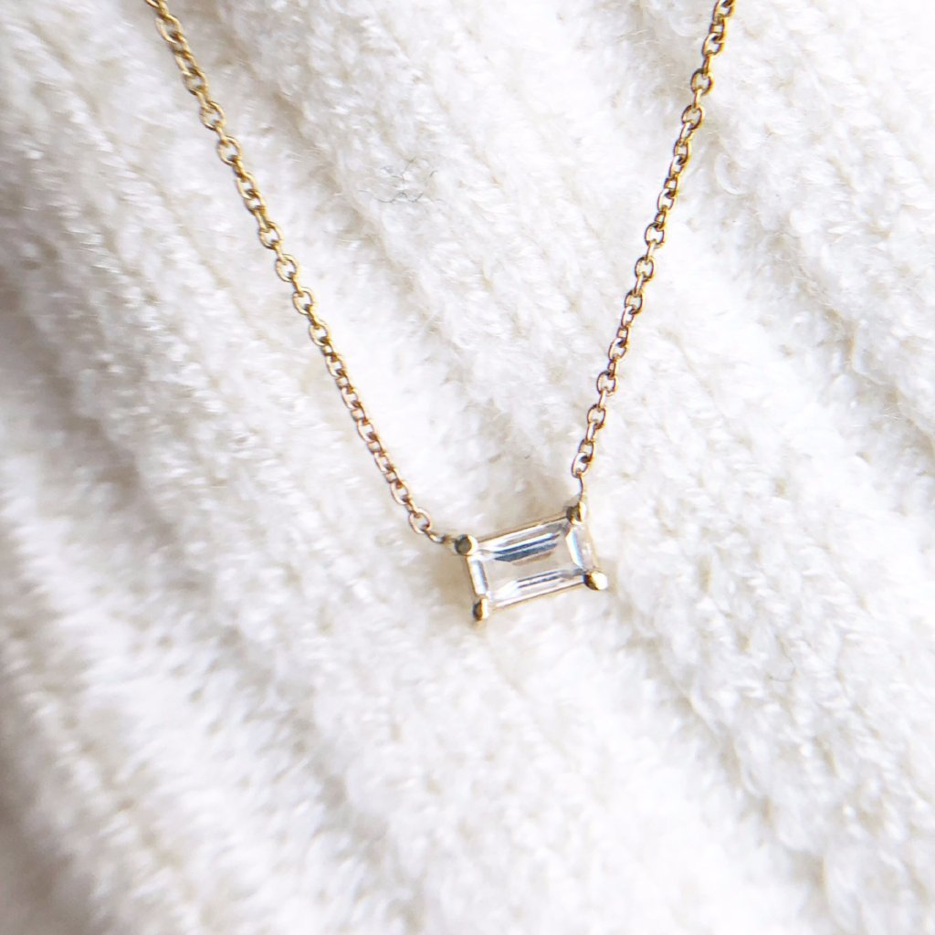 We've Collaborated with The Motherchic to Bring Back Our Bestselling Florence Necklace |