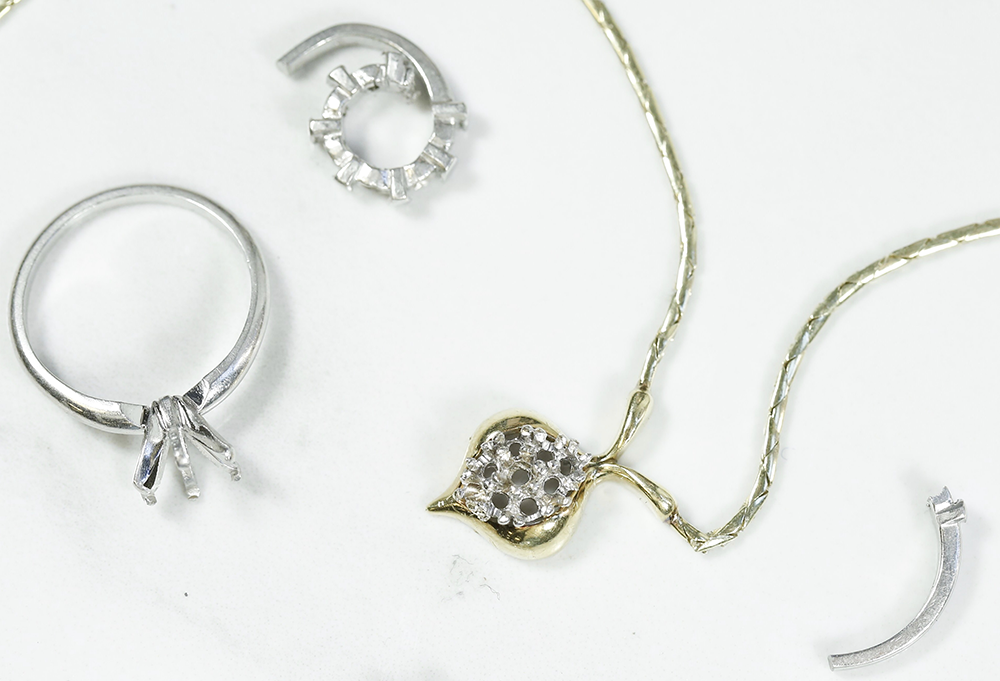 turn your old jewels into an updated piece