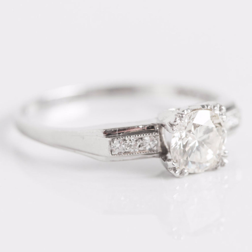 carat tw geometric with rings sterling silver in ring engagement of diamonds