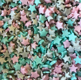 Unicorn Mini Star Sprinkles