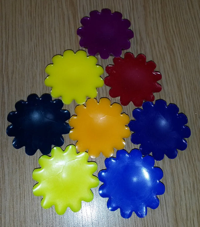 Yellow Super-Strength Wax Colours - EazyColours
