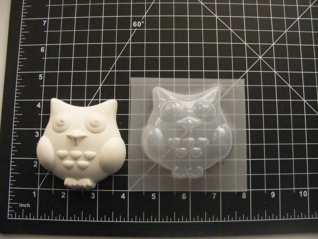 Owl Bath Bomb Mould - EazyColours