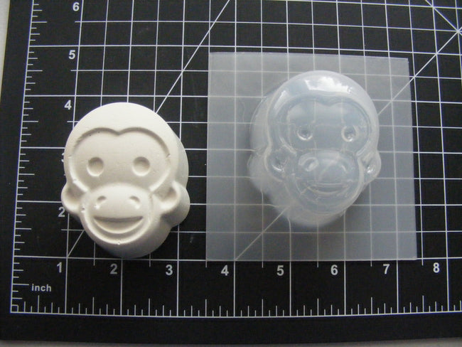Lil Monkey! Bath Bomb Mould - EazyColours