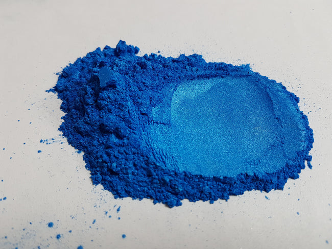 Electric Blue Mica - EazyColours