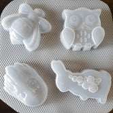 Child's Mould Pack - set of 4 Moulds