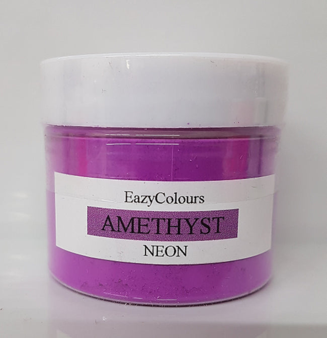 Neon Amethyst Soap Colour - EazyColours
