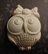 Owl Girl Bath Bomb / Soap Mould