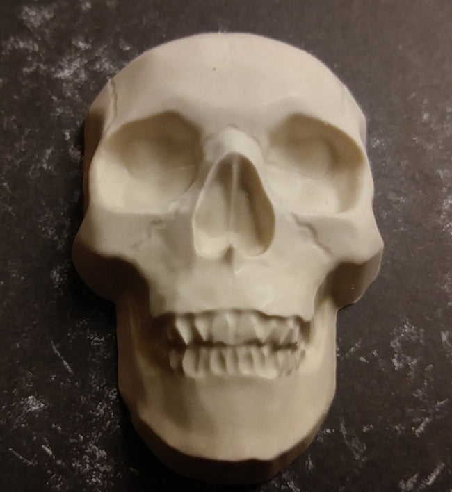 Skull Bath Bomb / Soap Mould - EazyColours