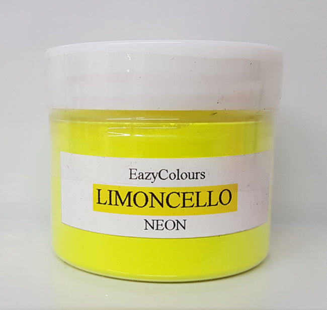 Neon Limoncello Soap Colour - EazyColours