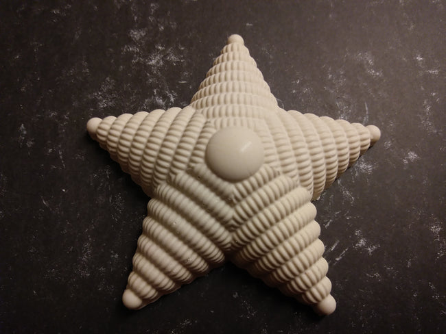 Starfish 1 Bath Bomb / Soap Mould - EazyColours