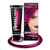 Shocking Pink Hair Dye