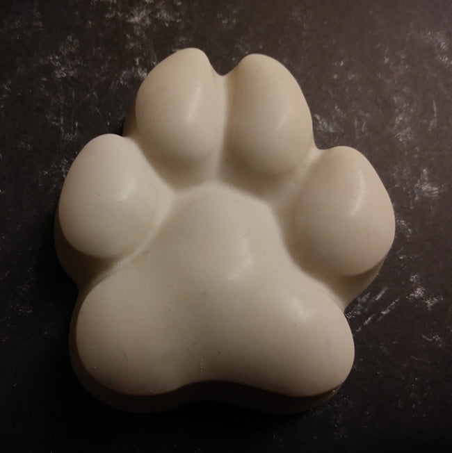 Dog Paw Bath Bomb / Soap Mould - EazyColours