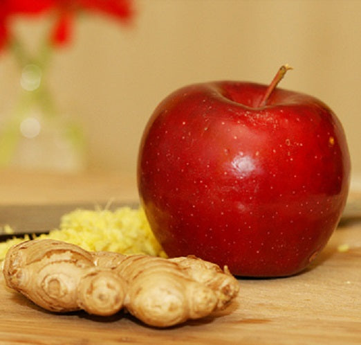 Apple & Ginger Fragrance Oil - EazyColours