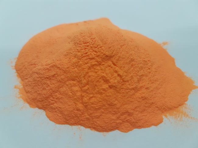 Glow in the Dark Powder - Orange (Strontium Aluminate) - EazyColours