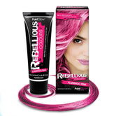 Flamingo Pink Hair Dye
