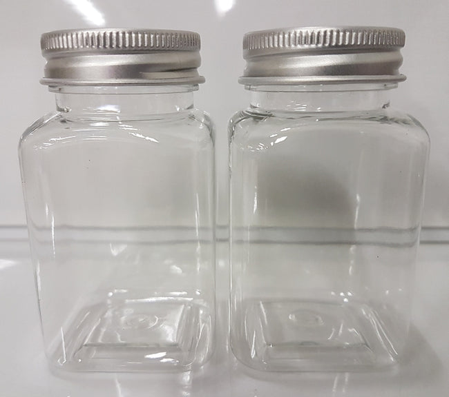 Pack of 2 plastic containers - EazyColours