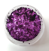 Fuschia Chunky Biodegradable Glitter