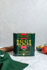 1881 Extra Virgin Olive Oil 2.5 Litre can