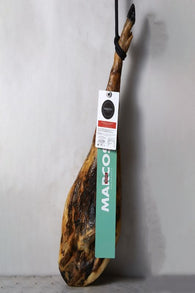 Marcos Bone-In Acorn-Fed (Bellota) 100% Iberian Ham ** Free Shipping Anywhere in Canada** - Spanish Pig