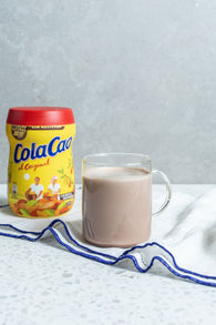 Cola Cao Chocolate Drink Mix (390gr) - Spanish Pig