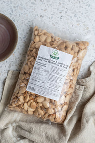 El Nogal Marcona Salted And Fried Almonds (1KG) - Spanish Pig