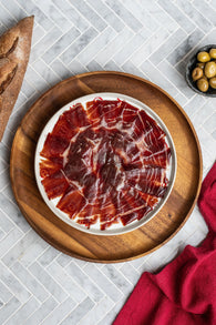 Hand Carved  (70g) Joselito Gran Reserva Bellota (100%) Ham (Cut to order in Canada) - Cured for 36 months+. 70g. - Spanish Pig