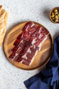 Señorio de Montanera 100% Iberico Bellota Ham Matured for 36 months- 100g - Spanish Pig