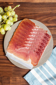 La Sierra Serrano Ham Presliced Gran Reserva (125g)- Cured for 16 months + - Spanish Pig