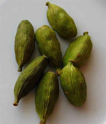 Cardamon Pods, Green