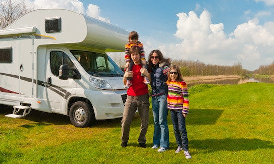 Advantages of Family Travel in an RV