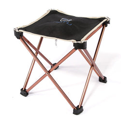 Camping Hiking Foldable Chair / Fishing Picnic BBQ Garden Chair Seat Outdoor Tools