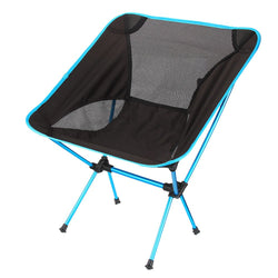Ultra Light Folding Fishing Chair Seat for Outdoor Camping Leisure Picnic Beach Chair Other Fishing Tools
