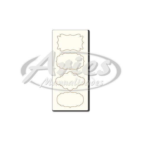 CHIPBOARD 9.5X23 CHL001