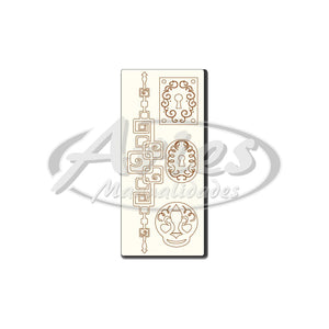 CHIPBOARD 9.5X23 CHL004