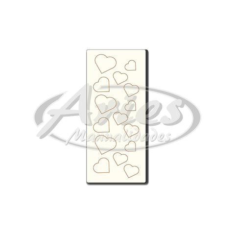 CHIPBOARD 9.5X23 CHL006