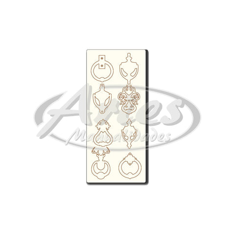 CHIPBOARD 9.5X23 CHL008